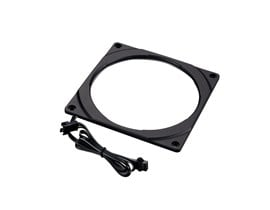 Phanteks Halos 140mm RGB LED Fan Frame - Black