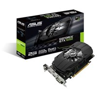 ASUS GeForce GTX 1050 2GB Phoenix Boost Graphics Card