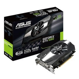 ASUS GeForce GTX 1060 6GB Graphics Card