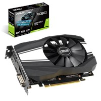ASUS GeForce GTX 1660 Ti 6GB Phoenix Boost Graphics Card