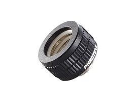 Phanteks 16mm Hard Tube Fitting G1/4 - Black