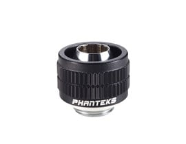 Phanteks 16/10mm Compression Fitting (5/8'' - 3/8'') G1/4 - Black