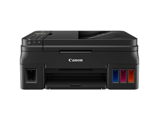 Canon PIXMA G4510 Multi-Function Wireless Colour Inkjet Printer with Refillable Ink, Cloud Connectivity
