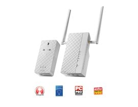 ASUS PC-AC56 WiFi Powerline Kit with Passthrough