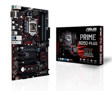 ASUS PRIME B250-PLUS Intel Socket 1151 Motherboard