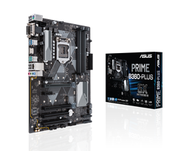 ASUS PRIME B360-PLUS Intel Socket 1151 Motherboard