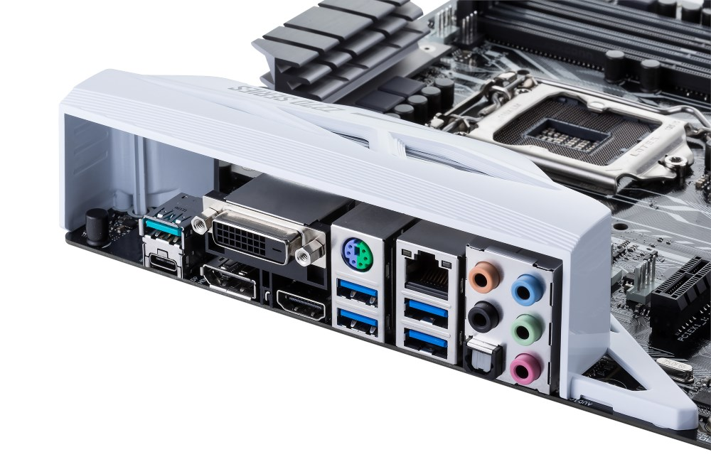 ASUS PRIME Z270-A ATX Motherboard for Intel LGA1151 CPUs