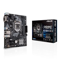 ASUS PRIME H310M-K R2.0 mATX Motherboard for Intel LGA1151 CPUs