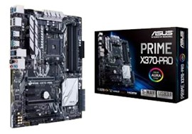 ASUS PRIME X370-PRO AMD Socket AM4 Motherboard