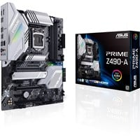 ASUS Prime Z490-A ATX Motherboard for Intel LGA1200 CPUs