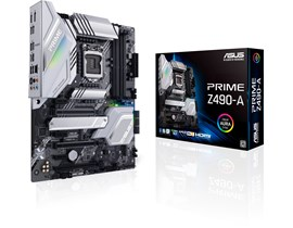 ASUS PRIME Z490-A Intel Socket 1200 Z490 Chipset ATX Motherboard (PRIME Z490-A) *Open Box*