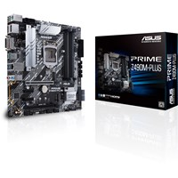 ASUS Prime Z490M-Plus mATX Motherboard for Intel LGA1200 CPUs