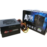 ATNG ATM-550FB 550W Power Supply 80 Plus Bronze