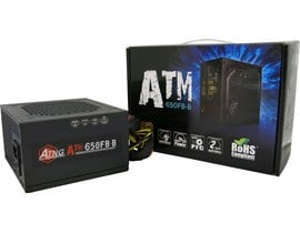 ATNG ATM-650FB 650W 80+ Bronze PSU