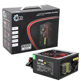 Ace Black 550W PSU