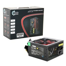 Ace Black 600W PSU