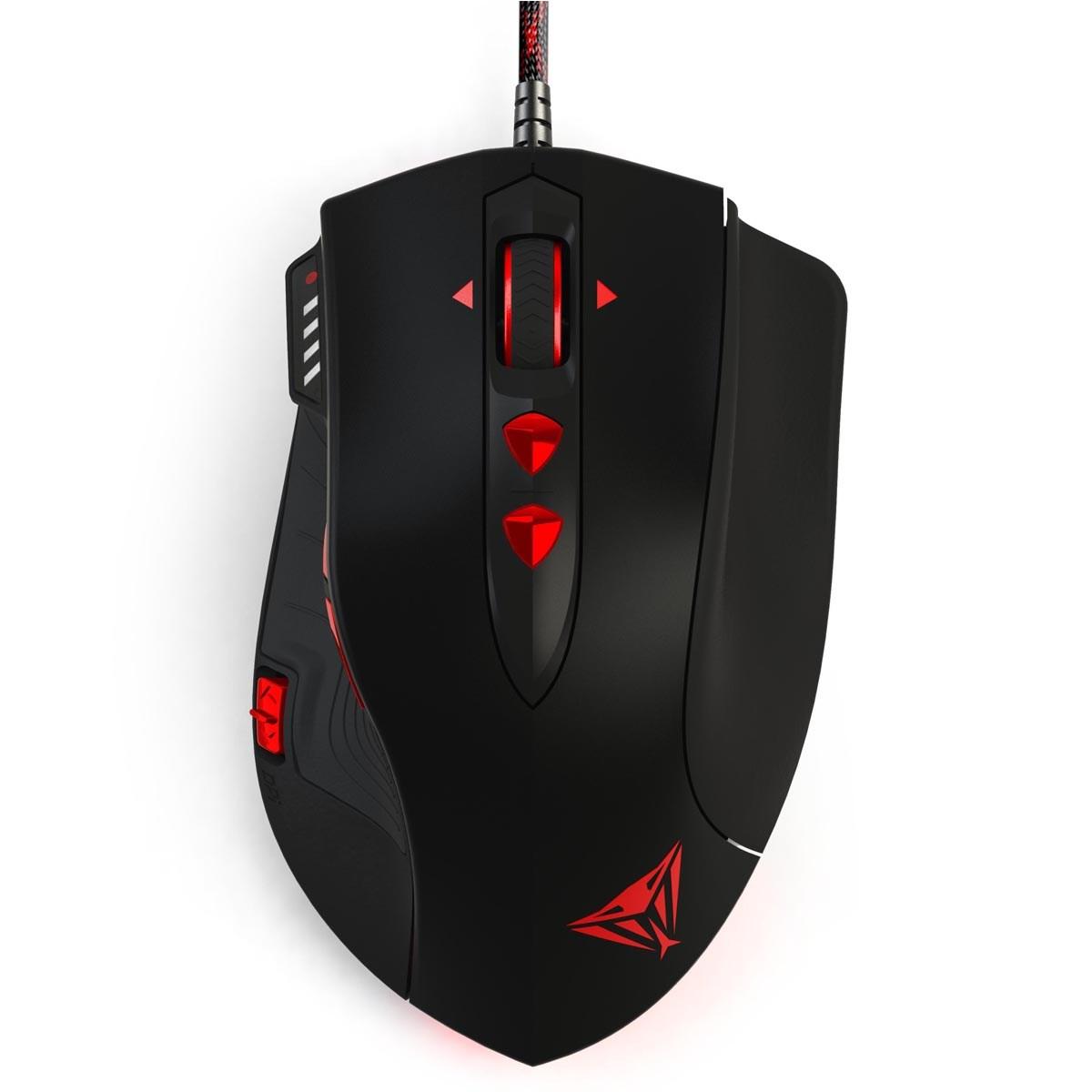 9532546ca7e Patriot Viper V560 Laser Gaming Mouse (Black/Red) - PV560LULPWK ...