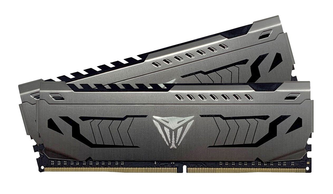 Patriot Viper Steel 16GB (2x 8GB) 3200MHz DDR4 - PVS416G320C6K | CCL Computers