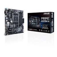 ASUS PRIME A320M-A mATX Motherboard for AMD AM4 CPUs