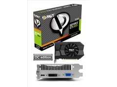 Palit Geforce GTX 650 TI 1024MB OC