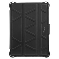 Targus Pro-Tek Handheld Folio Case for Apple iPad (2018/2017), 9.7 iPad Pro, iPad Air 2 - Black