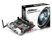 ASRock QC-5000 AMD Integrated CPU Motherboard