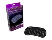Qwerty Pad 2.4GHz Ultra Mini Wireless Keyboard