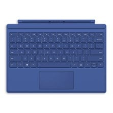 Microsoft Surface Pro 4 Type Cover (Blue)