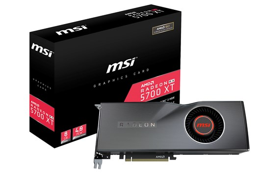 MSI Radeon RX 5700 XT 8GB Graphics Card