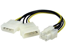 6 Pin EPS Power Cable