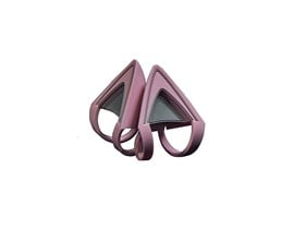 Razer Kitty Ears for Kraken Headset Accessory (Quartz Pink)