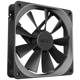 NZXT Aer F120 High Performance Airflow Fan, 120mm, PWM