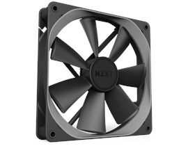 NZXT Aer P120 Static Pressure Fan, 120mm, PWM