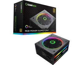 GameMax RGB 1050W Modular 80+ Gold PSU