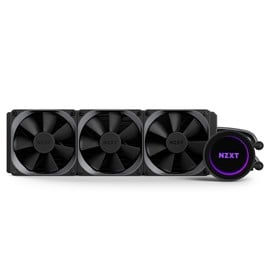 NZXT Kraken X72 360mm All-in-One (AIO) Liquid CPU Cooler
