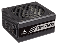 Corsair RM750x 750W Modular Power Supply 80 Plus Gold