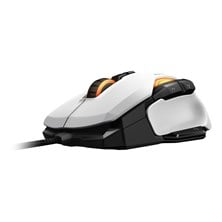 ROCCAT Kone AIMO RGBA Smart Customisation Gaming Mouse (White)