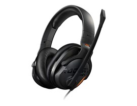 ROCCAT Khan Aimo 7.1 RGB Gaming Headset (Black) *Open Box*