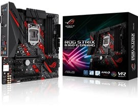 ASUS ROG STRIX B360-G GAMING Intel Motherboard