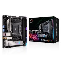 ASUS ROG Strix X370-I GAMING ITX Motherboard for AMD AM4 CPUs