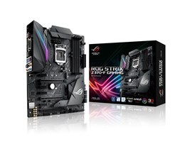 Asus ROG Strix Z370-F Gaming Intel LGA 1151 Z370 Motherboard (ATX) RAID LAN (Intel HD Graphics) *Open Box*