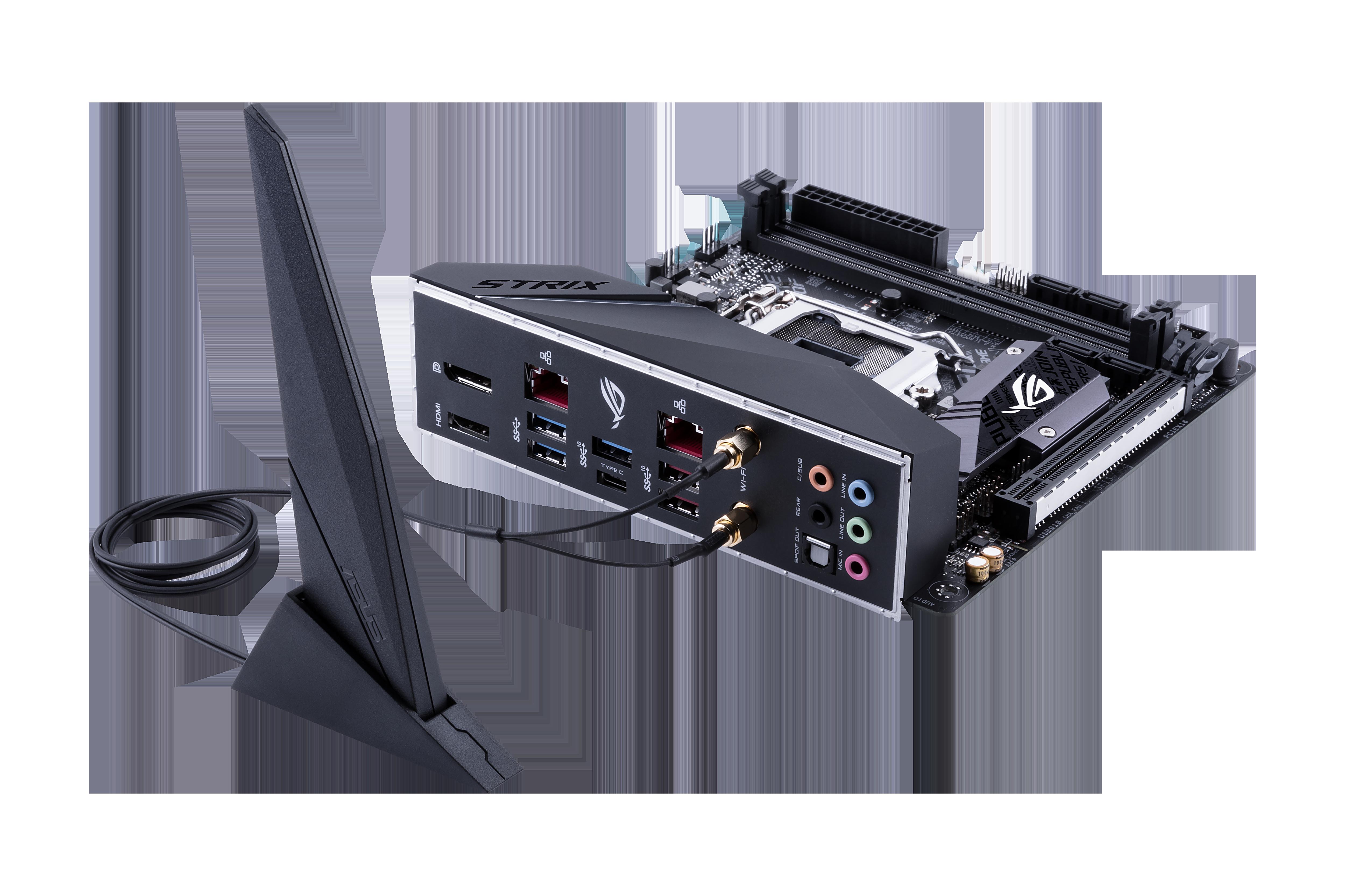 Asus Rog Strix H370 I Gaming Intel Socket 1151 90mb0we0 M0eay0 Earise F9 Portable Wireless Bluetooth Speaker Ccl Computers