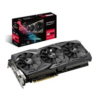 ASUS Radeon RX 590 8GB Strix Edition Graphics Card