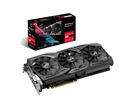 ASUS Radeon RX 590 ROG Strix 8GB Graphics Card