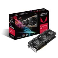 ASUS Radeon RX Vega 56 8GB Strix Edition Graphics Card