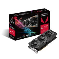 ASUS Radeon RX Vega 64 8GB Strix Edition Graphics Card