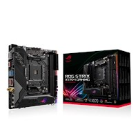 ASUS ROG Strix X570-I Gaming ITX Motherboard for AMD AM4 CPUs