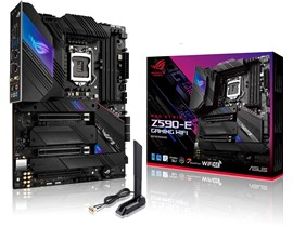 ASUS ROG Strix Z590-E Gaming WiFi Motherboard