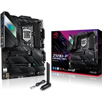 ASUS ROG Strix Z590-F Gaming WiFi Intel Socket 1200 Z590 Chipset ATX Motherboard *Open Box*