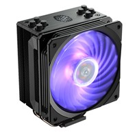 Cooler Master Hyper 212 RGB Black Edition Tower CPU Cooler